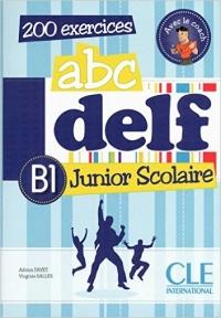 abc delf junior scolaire 200exercices B1