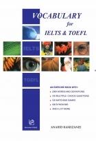 Vocabulary for IELTS & TOEFL