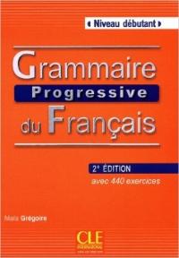 Grammaire Progressive Du Francais Debutant 2nd