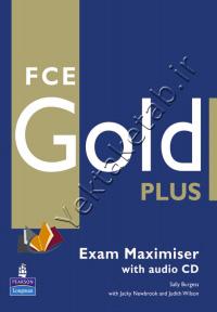 FCE Gold Plus Exam Maximiser with CD