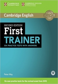 First Trainer Six Practice Tests