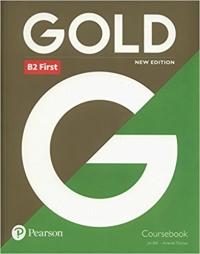 Gold B2 First New