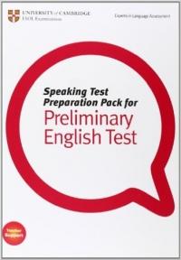 Speaking Test Preparation Preliminary English Test