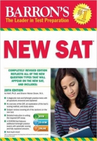 NEW SAT Barron\'s 28th Edition