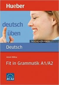 Deutsch Uben  Taschentrainer Fit in Grammatik A1/A2