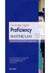 Cambridge English Proficiency Masterclass Student's Book