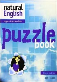 Natural English Upper-Intermediate: Puzzle Book