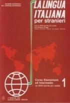 La lingua 1  italiana per stranieri