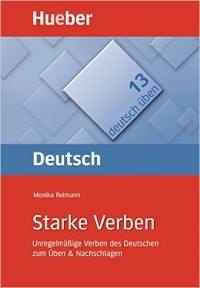 Deutsch üben 13 Starke Verben