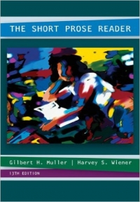 The Short Prose Reader 13th Edition