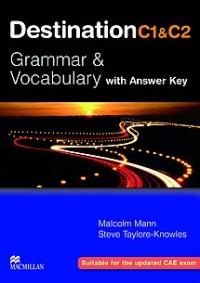 Destination C1&C2 Grammar & Vocabulary with Answer Key