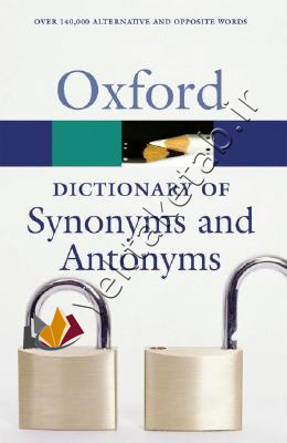 oxford synonyms and antonyms pdf
