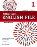 American English File 1 Second