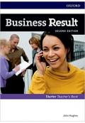 Business Result Starter Teacher's Book Second Edition