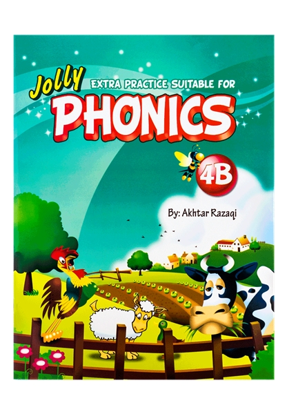 Extra Practice Suitable for Phonics 4B