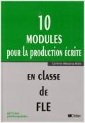 10 modules pour la production écrite