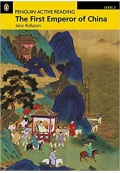 Penguin Active Reading Level 2 The First Emperor of China with CD