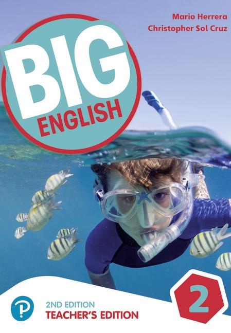 BIG English 2 Teacher's Book 2nd Edition