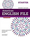 Ameican English File Starter Second