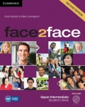 face 2 face Upper Intermediate Second Edition