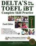 Deltas Key to the TOEFL iBT 4th
