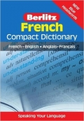 French Compact Dictionary  French English Anglais Francais