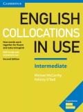 English Collocations in Use Intermediate 2nd