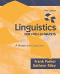 Linguistics for Non-Linguists: A Primer with Exercises 5th Edition