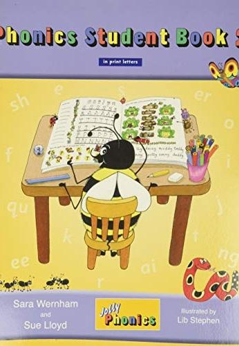 Jolly Phonics 2 Student's Book