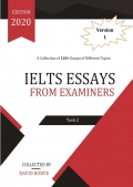 IELTS ESSAYS FROM EXAMINERS TASK 2