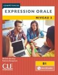 Expression orale 2 Niveau B1 Livre + CD 2ème édition رنگی