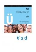 OSD Zertifikat C1 Übungsmaterialien Band 2