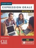 Expression orale 3 Niveau B2  Livre + CD 2ème édition رنگی