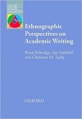 Ethnographic Perspective on Academic Writing