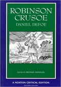 Robinson Crusoe Norton Critical Editions