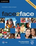 face 2 face Pre Intermediate Second Edition