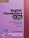 English Vocabulary in Use Elementary with Answers(2ED)
