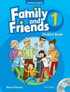Family and Friends American English 1