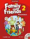 Family and Friends American English 2