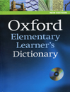 Oxford Elementary Learners Dictionary with CD H.B