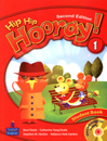 Hip Hip Hooray 1 Student Book & Workbook 2nd Edition with CD