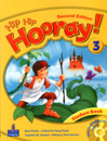 Hip Hip Hooray 3 Student Book & Workbook 2nd Edition with CD