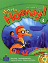 Hip Hip Hooray 4 Student Book & Workbook 2nd Edition with CD