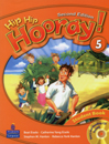 Hip Hip Hooray 5 Student Book & Workbook 2nd Edition with CD