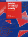 Materials Development in Language Teaching (Second Edition)