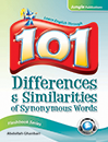 101differences and similarities of synonymous words +cd