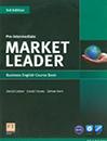 Market Leader pre-intermediate 3rd edition s.b+w.b+DVD+CD