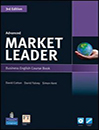 Market Leader Advanced 3rd edition s.b+w.b+DVD+CD