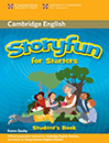 English Story Fun for starters with cd