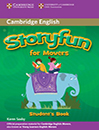 English Story Fun for movers with cd
